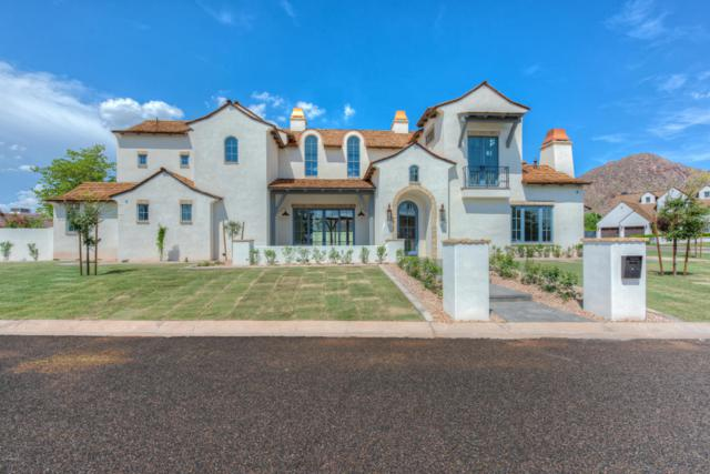 4520 E Exeter Boulevard, Phoenix, AZ 85018 (MLS #5716196) :: The Jesse Herfel Real Estate Group