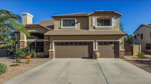 2661 S Palm Street, Gilbert, AZ 85295 (MLS #5718665) :: Yost Realty Group at RE/MAX Casa Grande