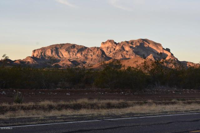 0 W Salome Highway, Tonopah, AZ 85354 (MLS #5718802) :: Brett Tanner Home Selling Team