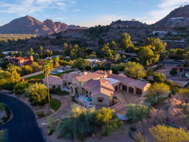 7248 N Brookview Way, Paradise Valley, AZ 85253 (MLS #5722217) :: Lux Home Group at  Keller Williams Realty Phoenix
