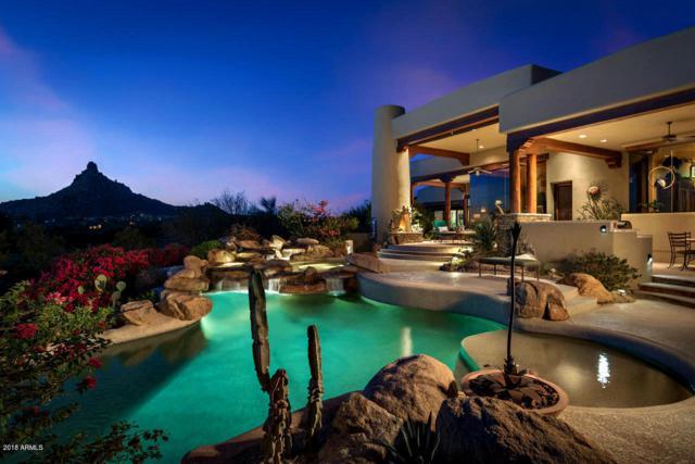 10596 E Yearling Drive, Scottsdale, AZ 85255 (MLS #5724262) :: The Daniel Montez Real Estate Group