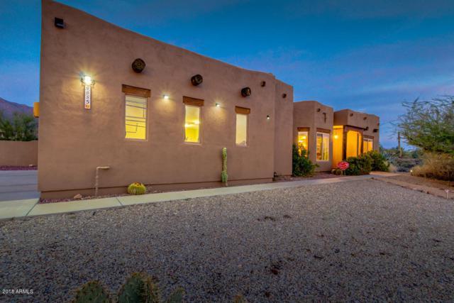 9655 E Saguaro Summit Court, Gold Canyon, AZ 85118 (MLS #5724992) :: Revelation Real Estate