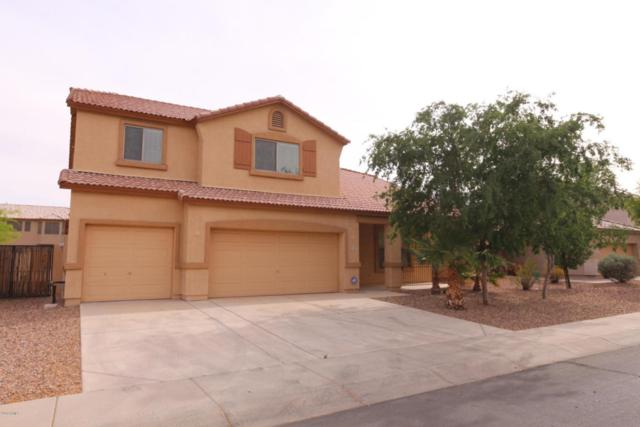1581 E Palo Verde Drive, Casa Grande, AZ 85122 (MLS #5726012) :: Sibbach Team - Realty One Group