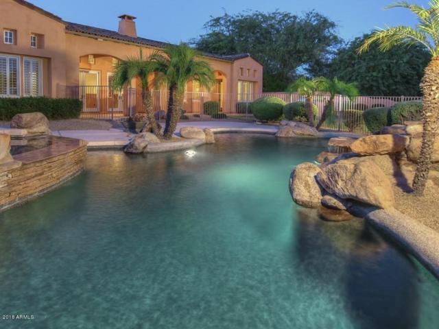 9255 E Mountain Spring Road, Scottsdale, AZ 85255 (MLS #5727201) :: Lux Home Group at  Keller Williams Realty Phoenix