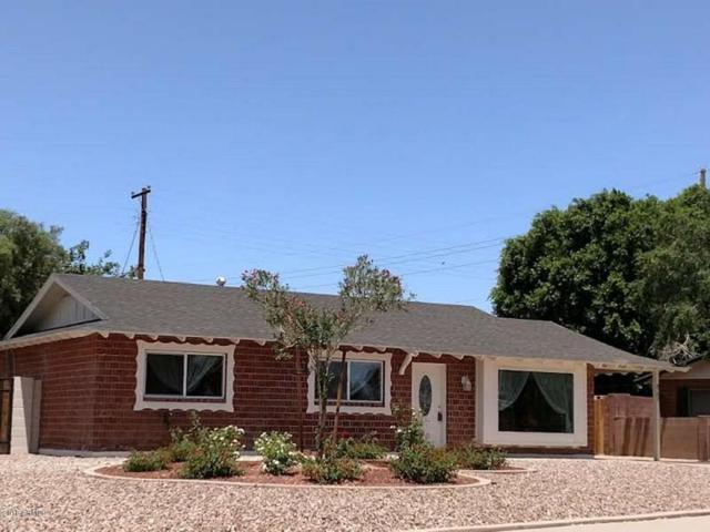 8702 E Roanoke Avenue, Scottsdale, AZ 85257 (MLS #5727857) :: Team Wilson Real Estate