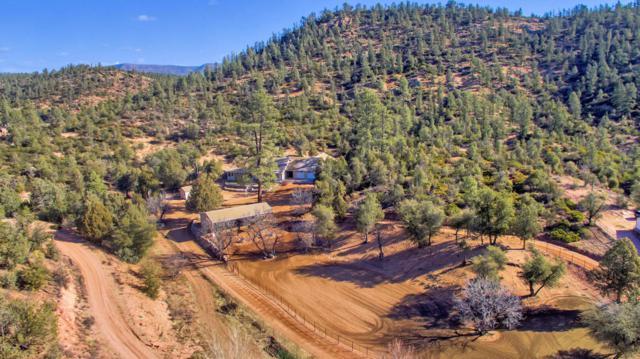 120 S Sprague Drive, Star Valley, AZ 85541 (MLS #5728579) :: My Home Group