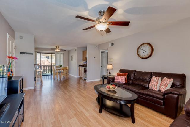 4950 N Miller Road #231, Scottsdale, AZ 85251 (MLS #5730776) :: Private Client Team