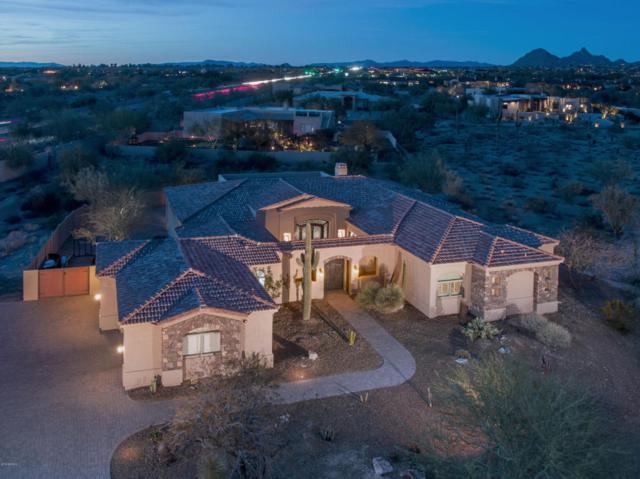 8802 E Havasupai Drive, Scottsdale, AZ 85255 (MLS #5732217) :: Occasio Realty