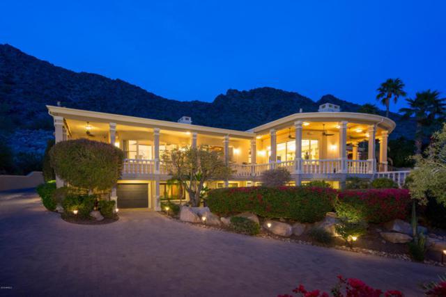 5626 E Wonderview Road, Phoenix, AZ 85018 (MLS #5733138) :: Cambridge Properties