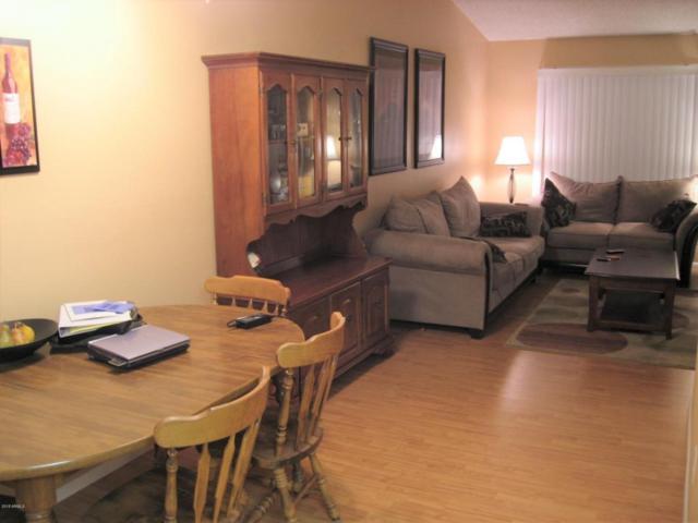 461 W Holmes Avenue #374, Mesa, AZ 85210 (MLS #5736881) :: Brett Tanner Home Selling Team
