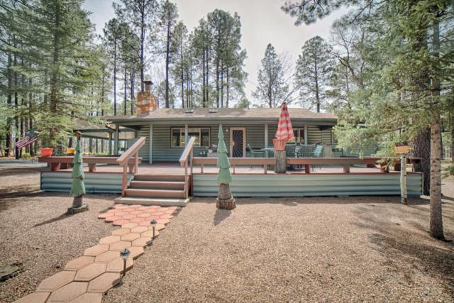 2864 Woodpecker Lane, Pinetop-Lakeside, AZ 85929 (MLS #5738662) :: Occasio Realty