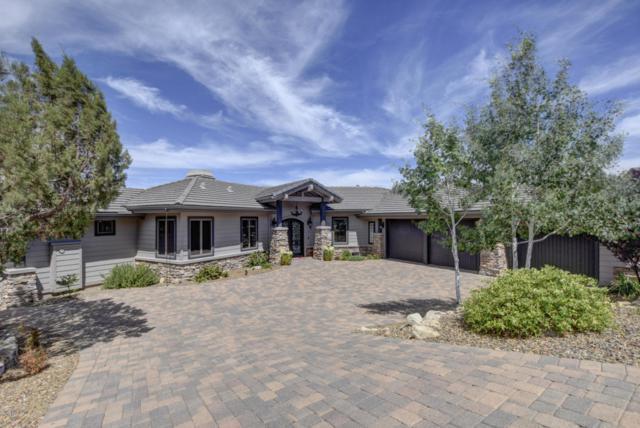 805 Mavrick Mountain Trail, Prescott, AZ 86303 (MLS #5741881) :: The Garcia Group @ My Home Group