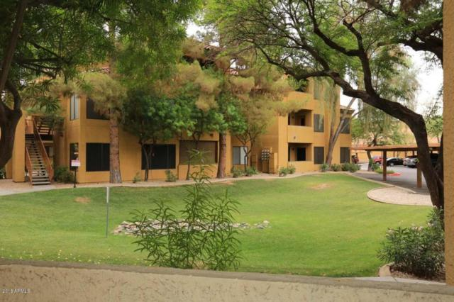 4925 E Desert Cove Avenue #112, Scottsdale, AZ 85254 (MLS #5742700) :: The Daniel Montez Real Estate Group