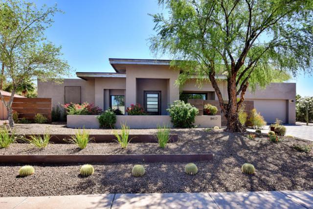 8417 N Via Linda, Scottsdale, AZ 85258 (MLS #5743115) :: Conway Real Estate