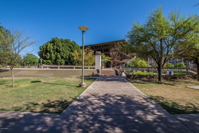 21 E 6TH Street #308, Tempe, AZ 85281 (MLS #5743598) :: The Wehner Group