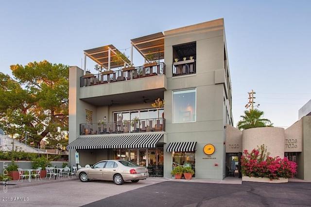 7020 E 1ST Avenue, Scottsdale, AZ 85251 (MLS #5748014) :: Brett Tanner Home Selling Team