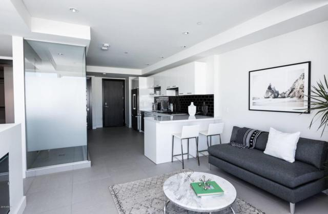 4422 N 75TH Street #2006, Scottsdale, AZ 85251 (MLS #5748718) :: Brett Tanner Home Selling Team