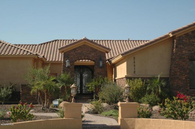 24412 N 100TH Lane, Peoria, AZ 85383 (MLS #5748793) :: Santizo Realty Group