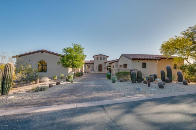 9810 E Thompson Peak Parkway #812, Scottsdale, AZ 85255 (MLS #5752569) :: RE/MAX Excalibur