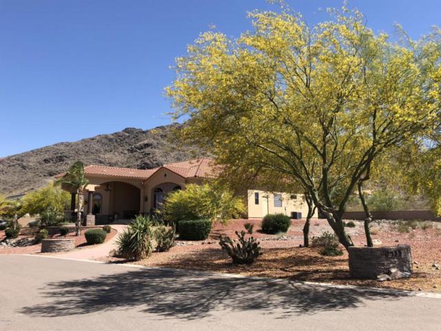 3739 W Fox Road, Laveen, AZ 85339 (MLS #5754731) :: Keller Williams Realty Phoenix