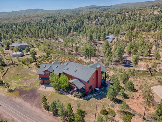 890 Old Settler Trail, Show Low, AZ 85901 (MLS #5756165) :: The Garcia Group @ My Home Group