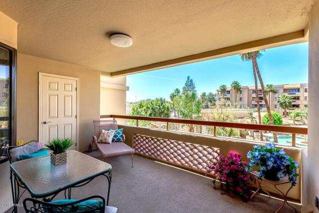 4200 N Miller Road #321, Scottsdale, AZ 85251 (MLS #5758209) :: Brett Tanner Home Selling Team