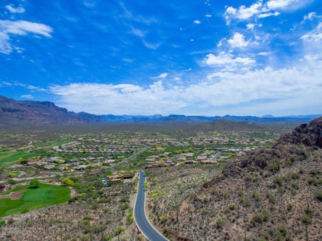 9285 E Avenida Fiebre De Oro, Gold Canyon, AZ 85118 (MLS #5758314) :: Brett Tanner Home Selling Team