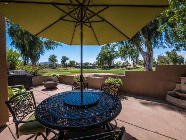 7400 E Gainey Club Drive #139, Scottsdale, AZ 85258 (MLS #5762841) :: Kortright Group - West USA Realty