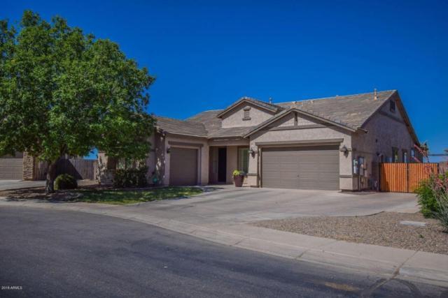 22496 N Sunset Drive, Maricopa, AZ 85139 (MLS #5767473) :: Yost Realty Group at RE/MAX Casa Grande