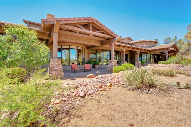 407 S Decision Pine, Payson, AZ 85541 (MLS #5768076) :: Team Wilson Real Estate