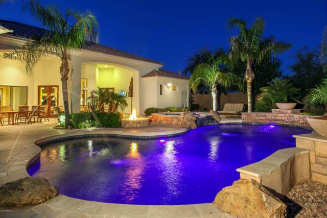11307 E Elmhurst Drive, Chandler, AZ 85249 (MLS #5768330) :: CC & Co. Real Estate Team