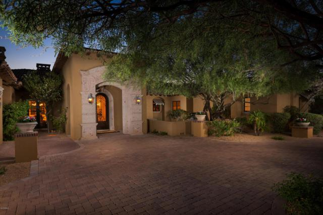 6116 N 38th Place, Paradise Valley, AZ 85253 (MLS #5769779) :: The W Group