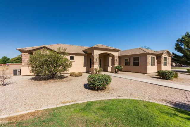 39762 N Creekside Road, San Tan Valley, AZ 85140 (MLS #5770556) :: The W Group