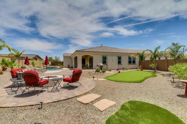 4929 N 209TH Drive, Buckeye, AZ 85396 (MLS #5772207) :: My Home Group