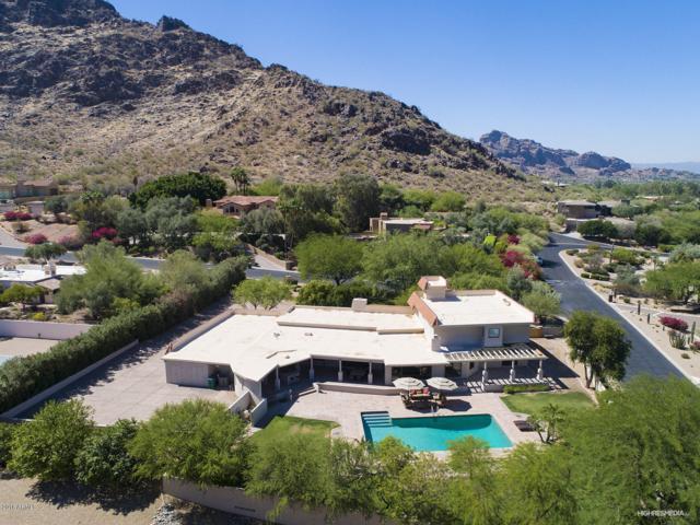 5226 E Paradise Canyon Road, Paradise Valley, AZ 85253 (MLS #5774120) :: The Garcia Group @ My Home Group