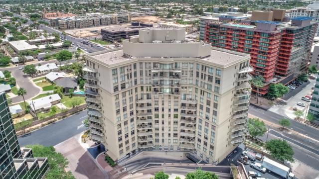 2402 E Esplanade Lane #501, Phoenix, AZ 85016 (MLS #5778203) :: The Laughton Team