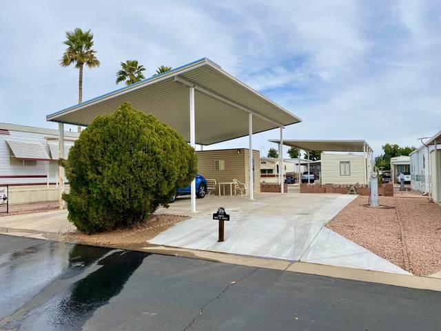 7750 E Broadway Road, Mesa, AZ 85208 (MLS #5784448) :: Lucido Agency