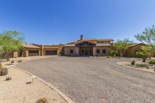 30223 N Cowboy Court, Scottsdale, AZ 85262 (MLS #5786261) :: Brett Tanner Home Selling Team