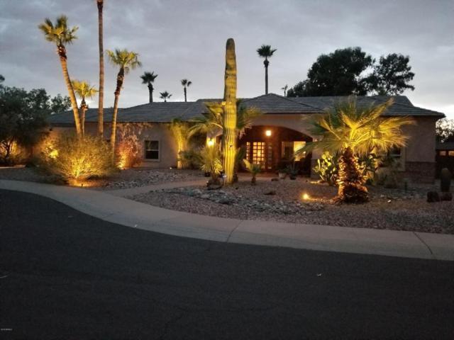 7028 N Via De Alegria, Scottsdale, AZ 85258 (MLS #5787113) :: Conway Real Estate