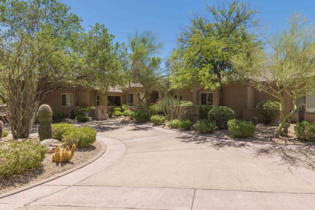 7949 E Santa Catalina Drive, Scottsdale, AZ 85255 (MLS #5792235) :: RE/MAX Excalibur