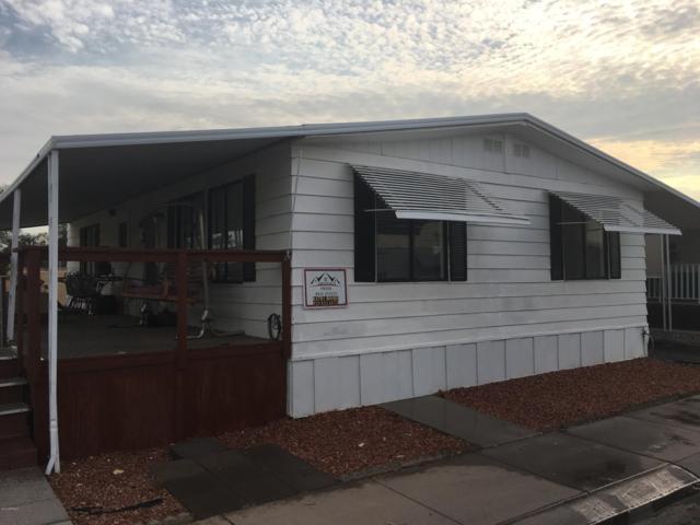 8780 E Mckellips Road #122, Scottsdale, AZ 85257 (MLS #5798045) :: The Daniel Montez Real Estate Group