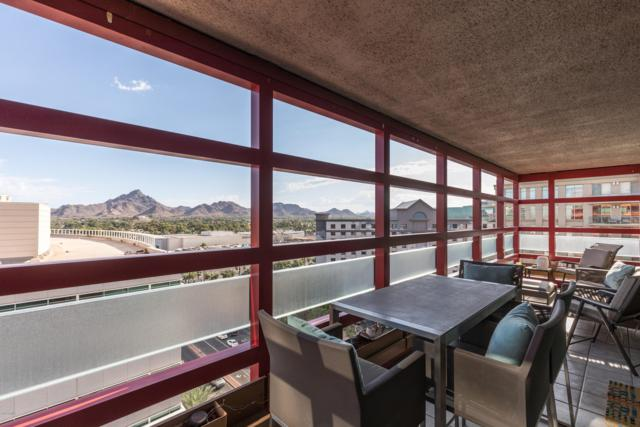 4808 N 24TH Street #1301, Phoenix, AZ 85016 (MLS #5799930) :: Arizona 1 Real Estate Team