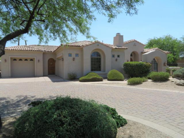8451 E High Point Drive, Scottsdale, AZ 85266 (MLS #5802316) :: The Garcia Group @ My Home Group