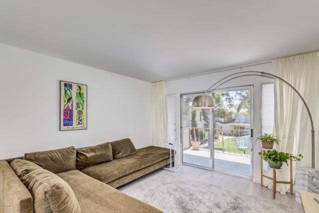 520 W Clarendon Avenue Fa2, Phoenix, AZ 85013 (MLS #5803902) :: The Daniel Montez Real Estate Group