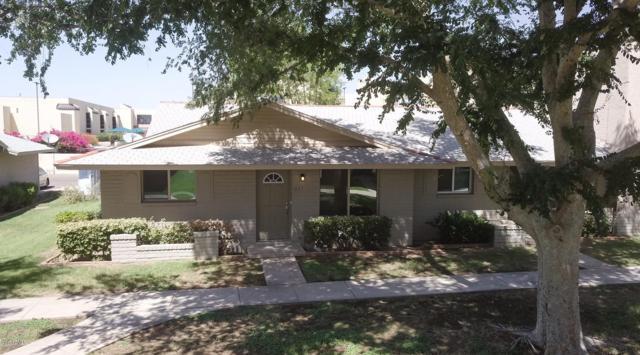 225 N Standage #61, Mesa, AZ 85201 (MLS #5805544) :: The Daniel Montez Real Estate Group