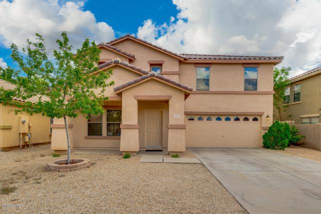 2439 W Bloch Road, Phoenix, AZ 85041 (MLS #5805673) :: The W Group