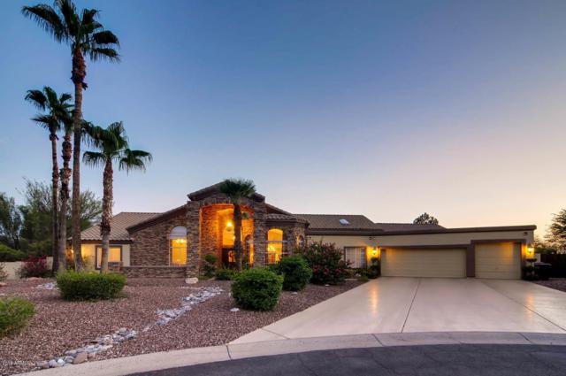 10187 E Sunnyside Drive, Scottsdale, AZ 85260 (MLS #5805867) :: Santizo Realty Group