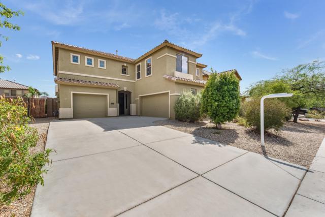 7209 W Lone Tree Trail, Peoria, AZ 85383 (MLS #5807750) :: Conway Real Estate