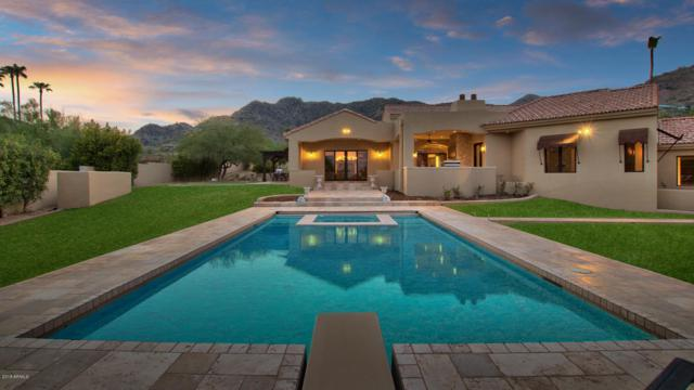 7248 N Brookview Way, Paradise Valley, AZ 85253 (MLS #5807988) :: RE/MAX Excalibur