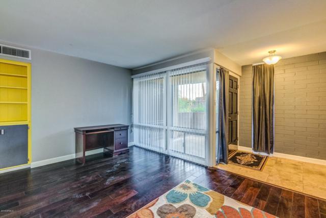 6501 N 17TH Avenue #107, Phoenix, AZ 85015 (MLS #5808577) :: Lux Home Group at  Keller Williams Realty Phoenix